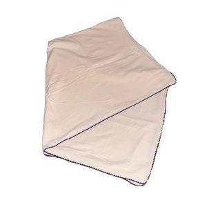 Organic cotton Giggle swaddle blanket